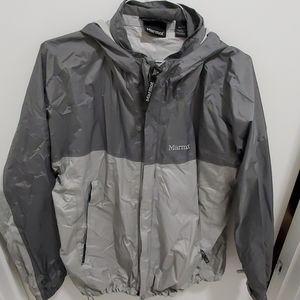 Marmot XL PRECIP gray/light gray rain coat